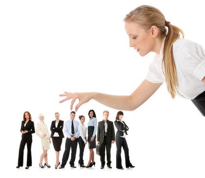 virtual team selection