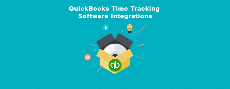 QuickBooks Time Tracking Software Integrations