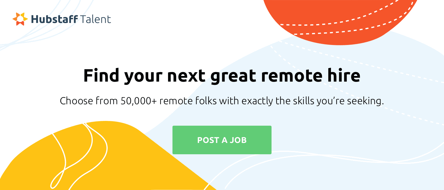 find your next great remote hire