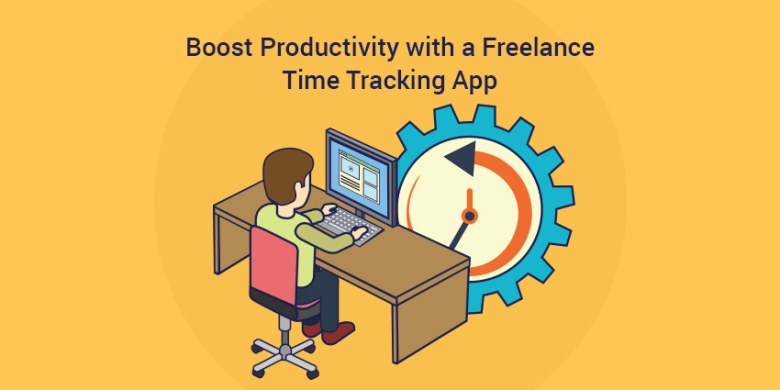 Boost Productivity with a Freelance Time Tracking App