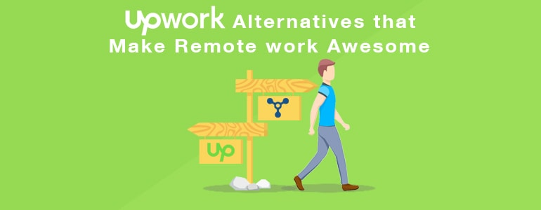 Upwork Alternatives that Make Remote Work Awesome