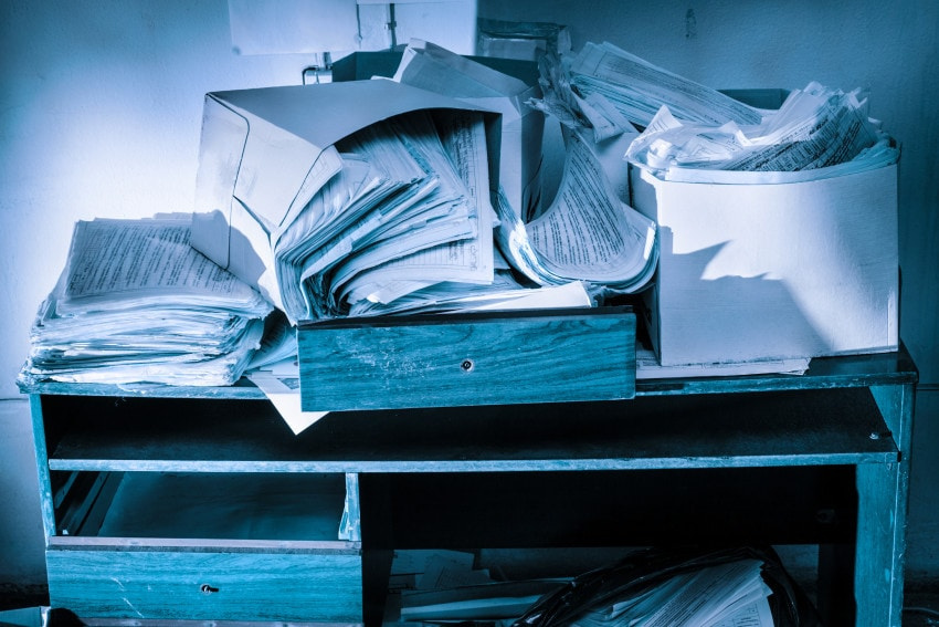 Save time by digitally sorting your files and records with an employee management system