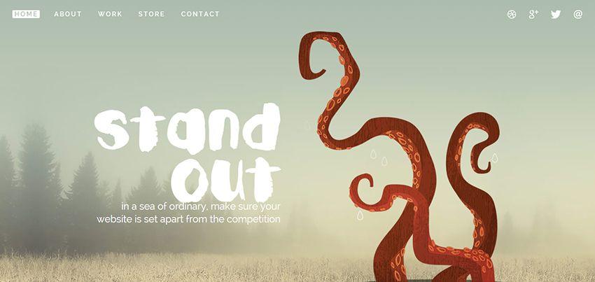 Denise Chandler | Amazing Freelance Graphic Designers Websites