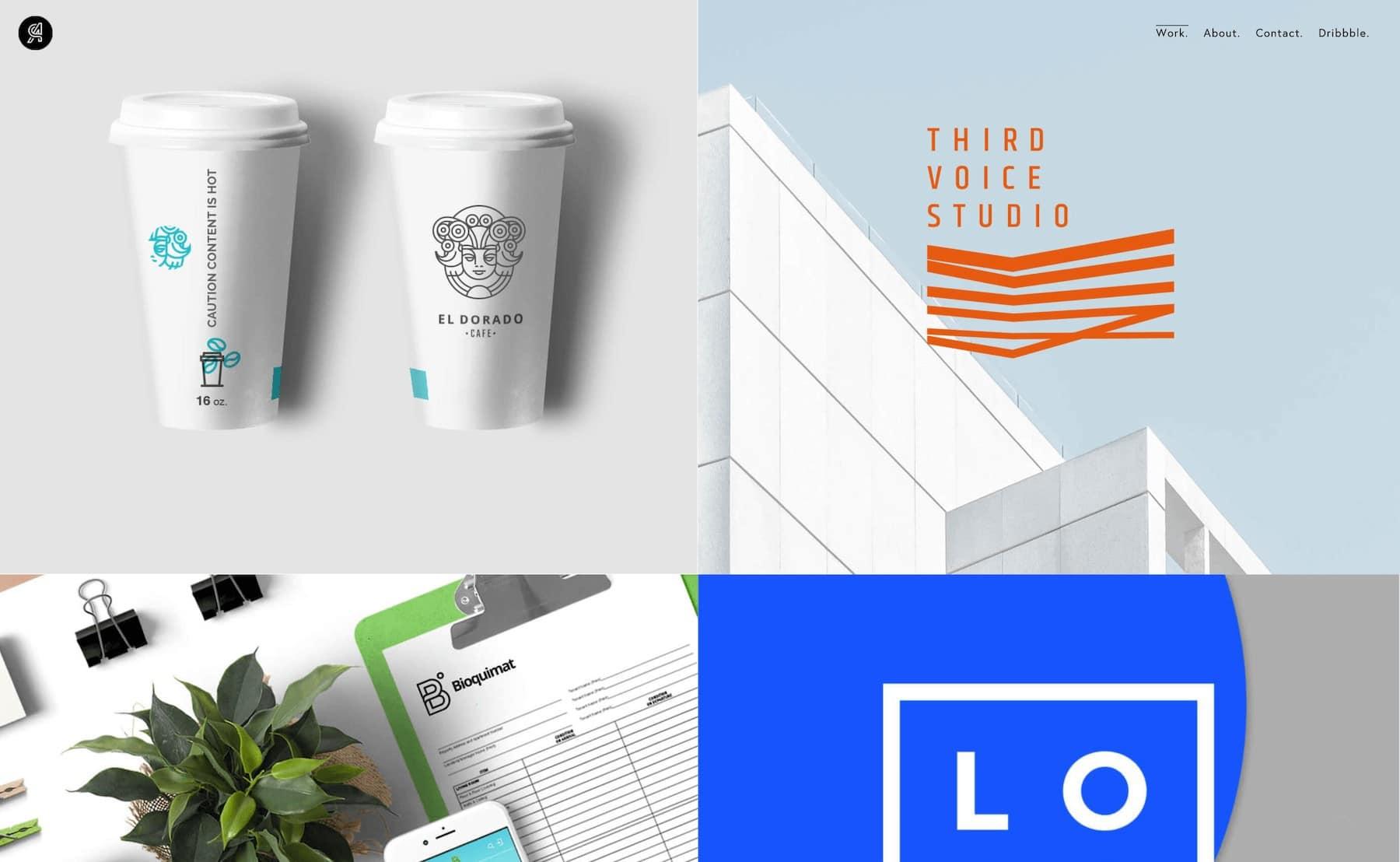 rene agudelo design portfolio