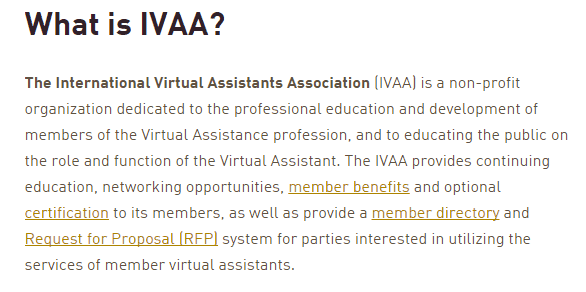 IVAA | The Ultimate Guide to Virtual Assistant Hiring
