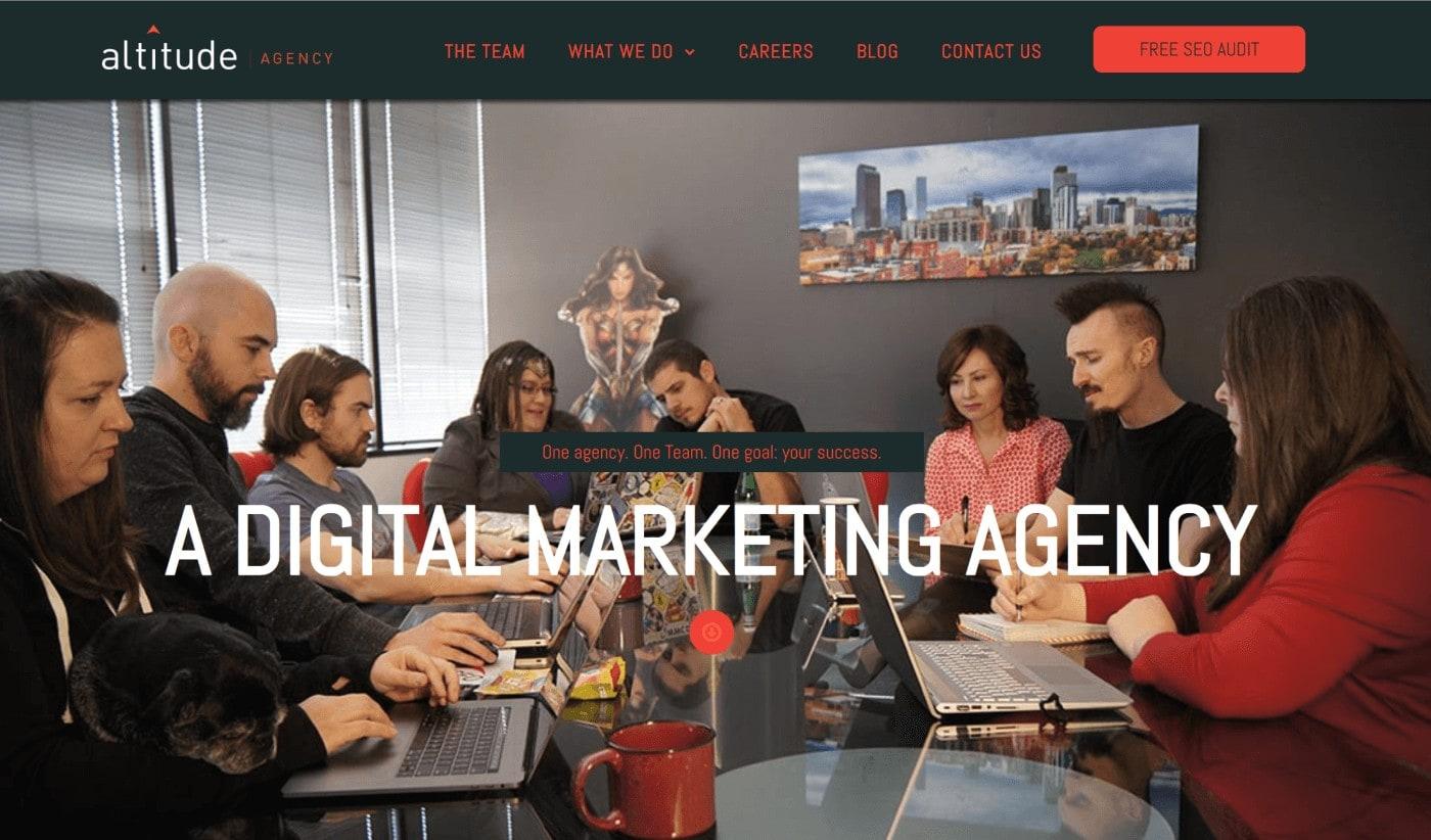 altitude agency website