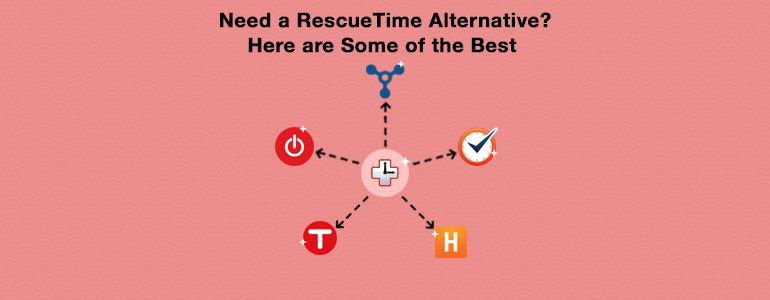 What Is the Best RescueTime Alternative? Here Are Our Favorites