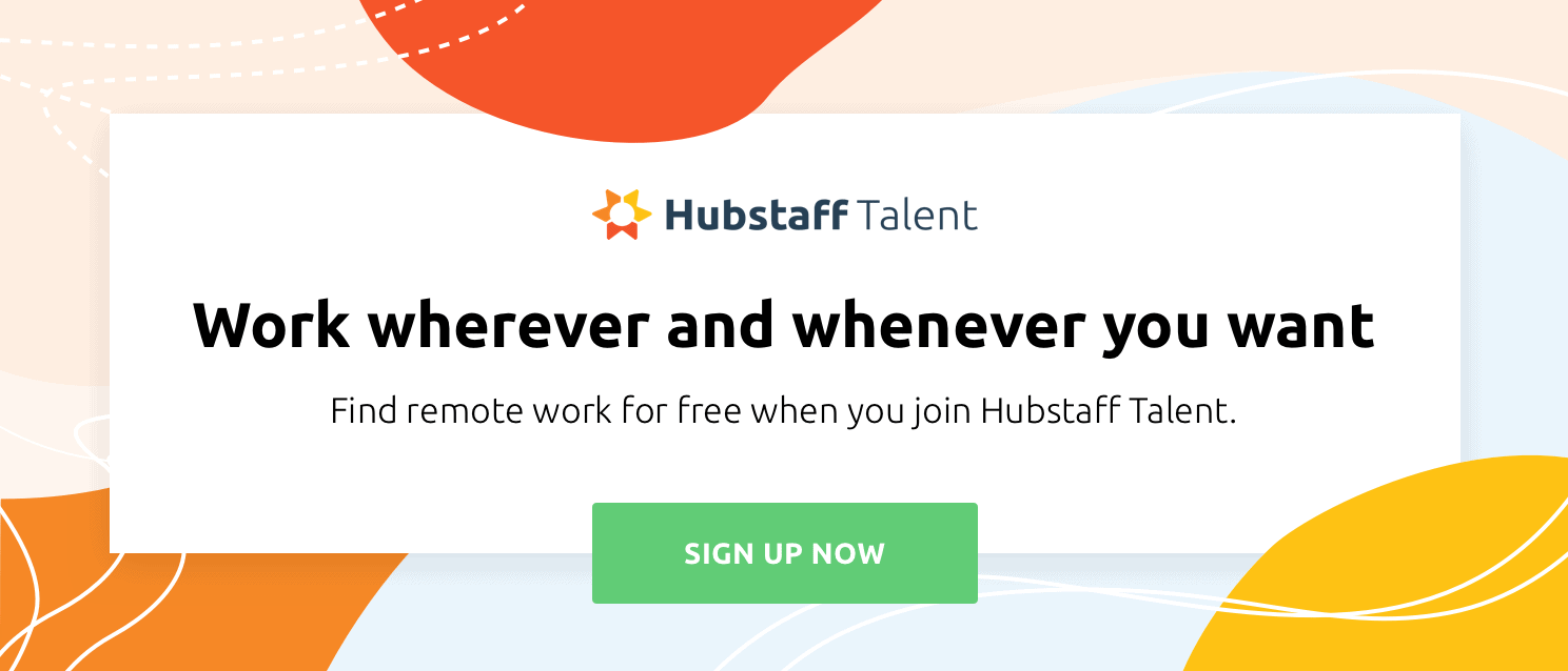 find remote work for free- sign up now