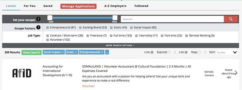 international job boards