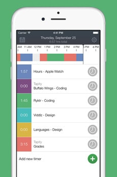 Text Tracker App iPhone Period