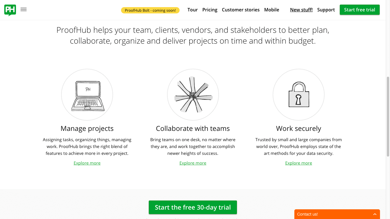 ProofHub   The Best Project Management Software for Remote Teams