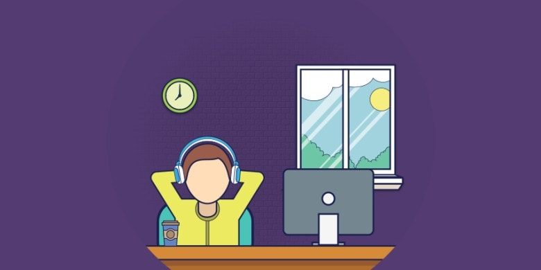 6 Tips on How to Be Productive While Telecommuting