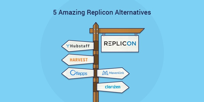 5 Replicon Alternatives That Can Take Your Team's Productivity to the Next Level