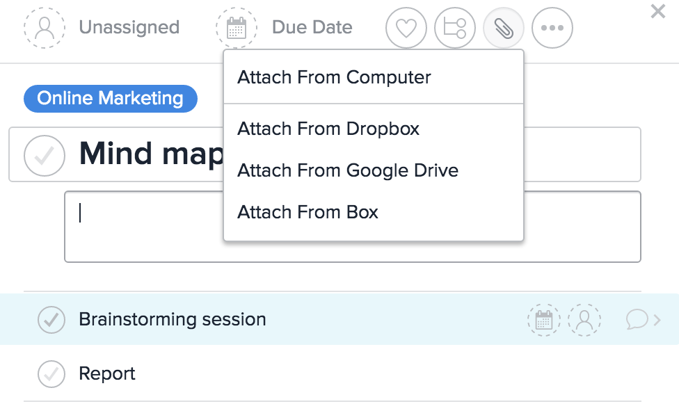 Add details to your tasks in Asana