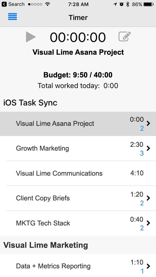 Hubstaff_iOS_UI