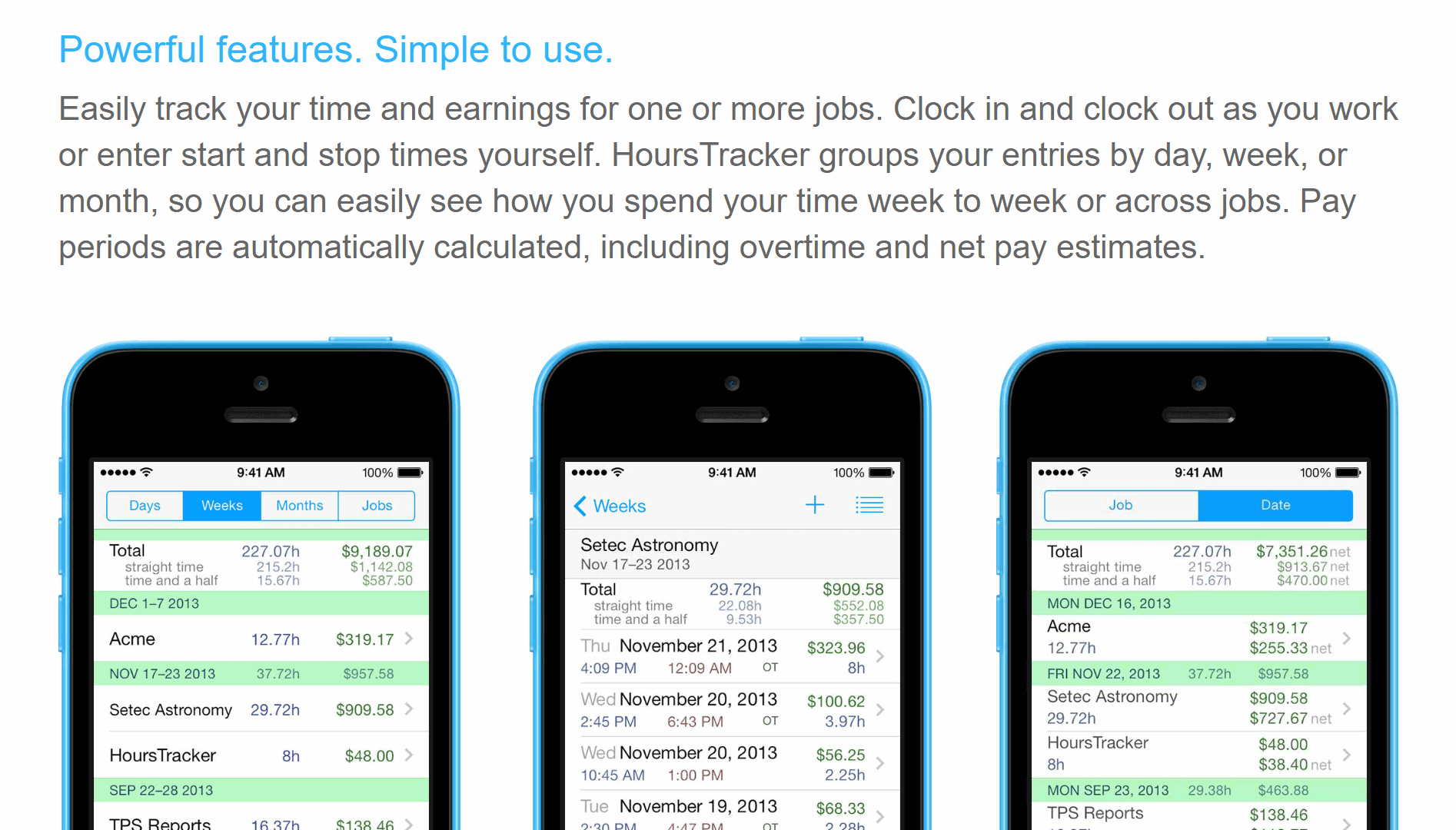 hourstracker amployee gps tracker app