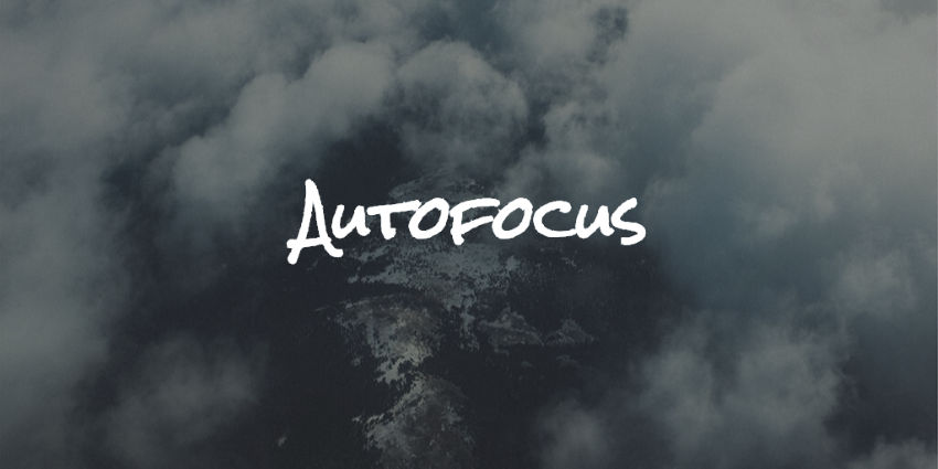 autofocus system for a successful time management
