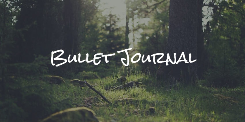 Manage your time successfully with Bullet Journal technique