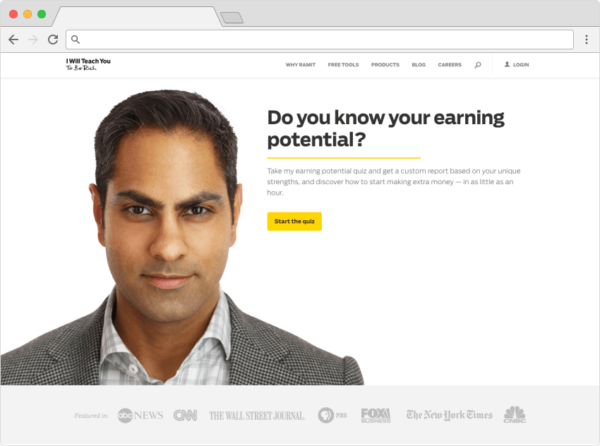 Ramit Sathi business blogs