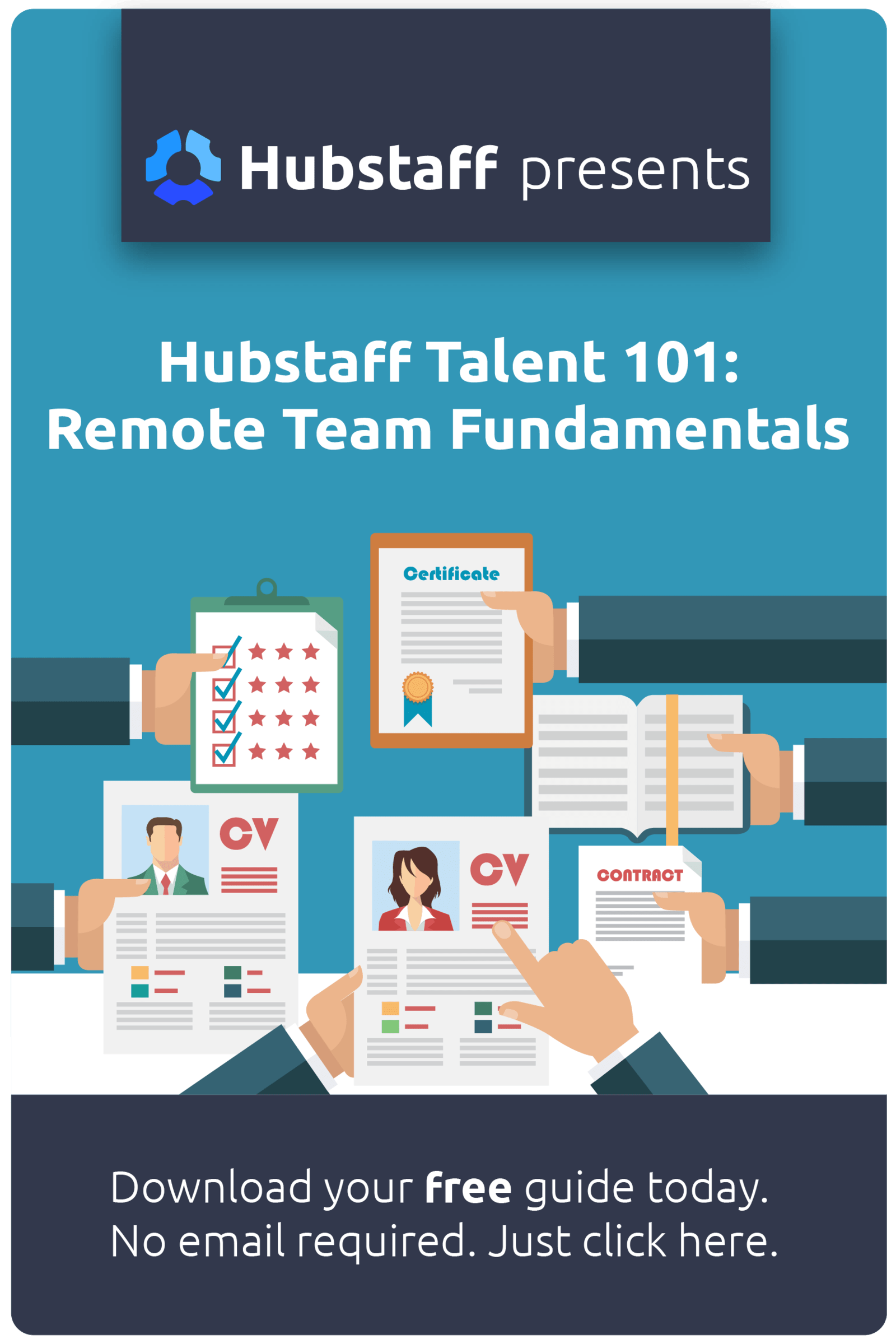 Hubstaff Talent: Remote Team Fundamentals