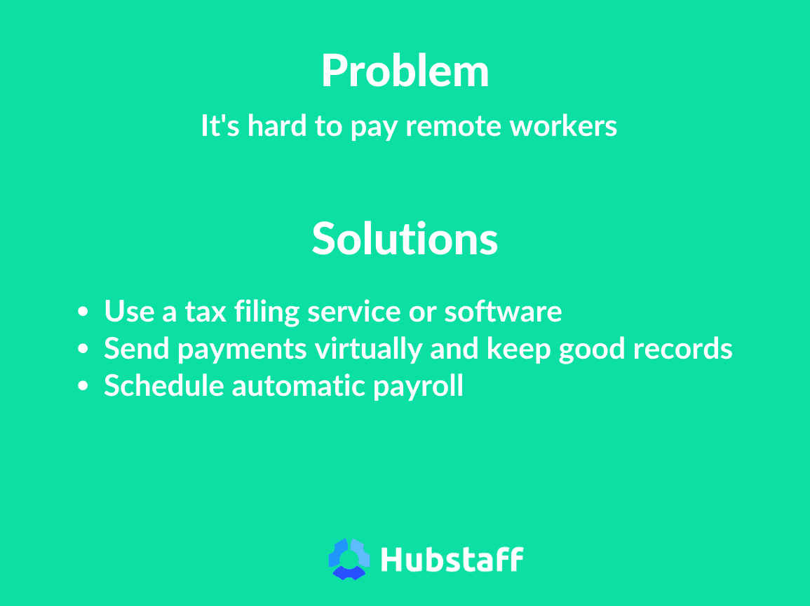 remote pay teams