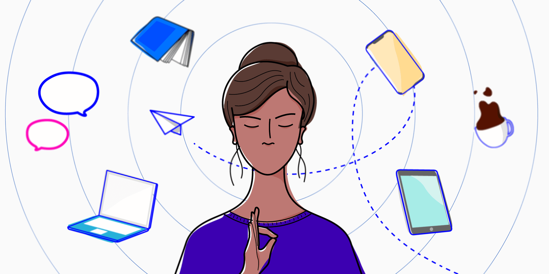 How to Focus on the Right Work With These Simple Productivity Techniques