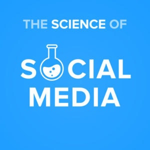 the science of social media podcast cover art