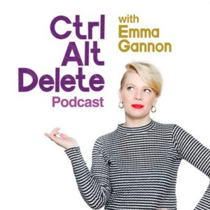 ctrl alt delete podcast cover art