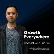 growth everywhere podcast cover art