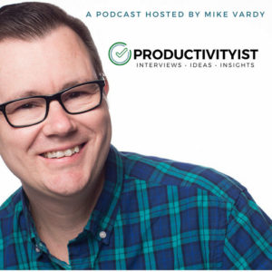 productivityist podcast cover art