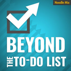 beyond the to do list podcast cover art