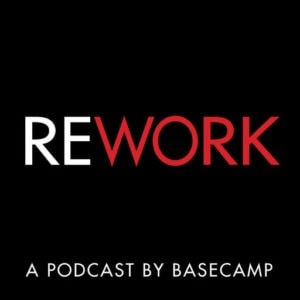 rework podcast cover art