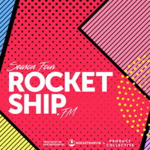 rocketship fm podcast cover art