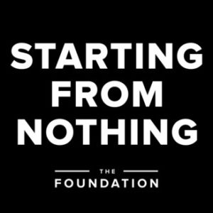 starting from nothing podcast cover art