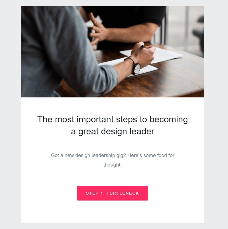 invision newsletter