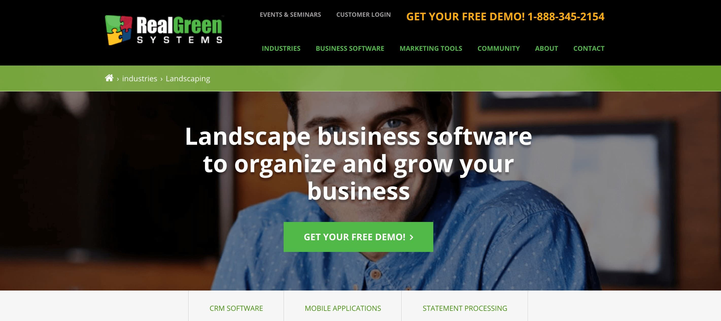 real green systems landscaping software