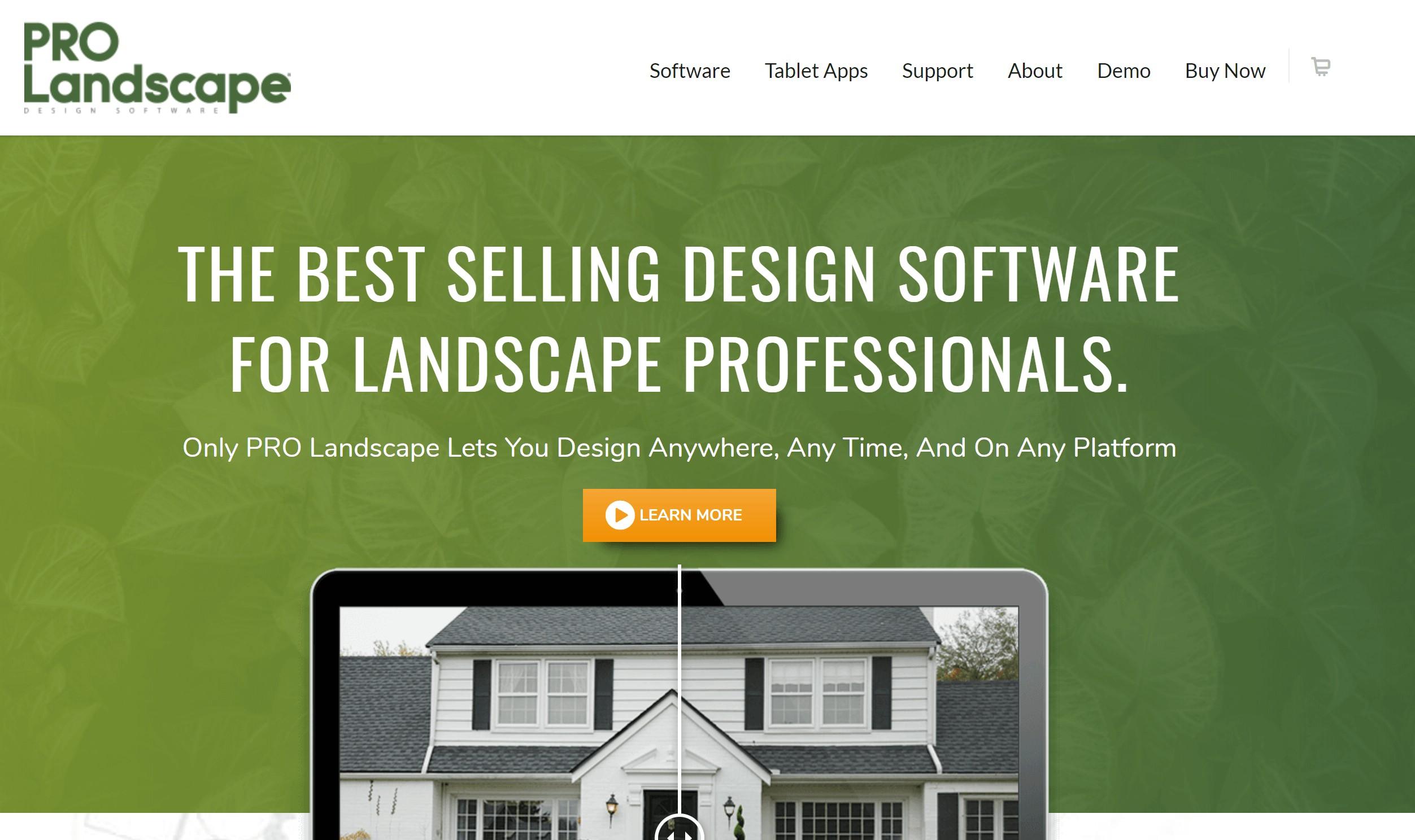 pro landscape app business