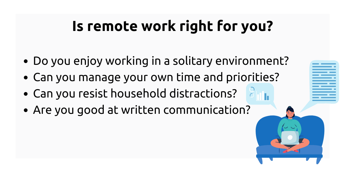Is remote work right for you?
