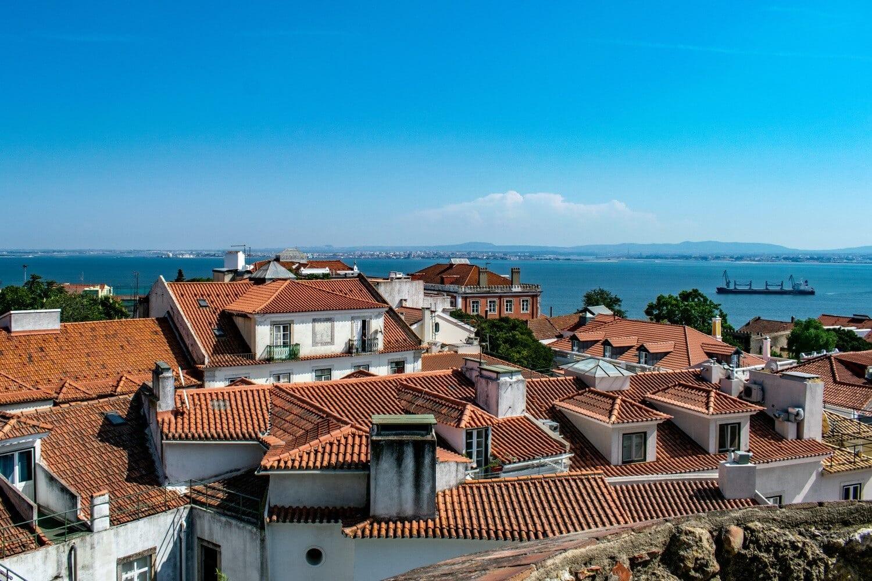 lisbon view of the city hubstaff retreat