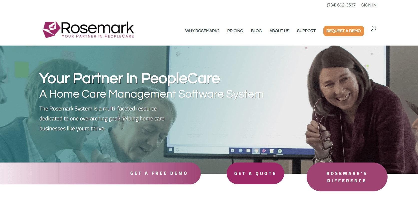 Rosemark System