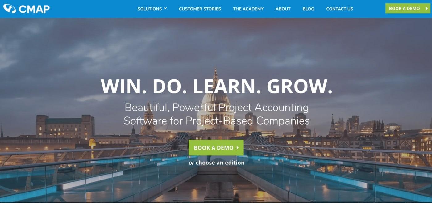 cmap project management