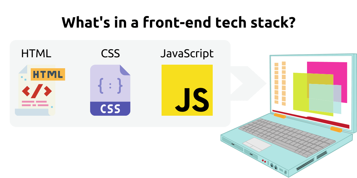 Front end tech stack