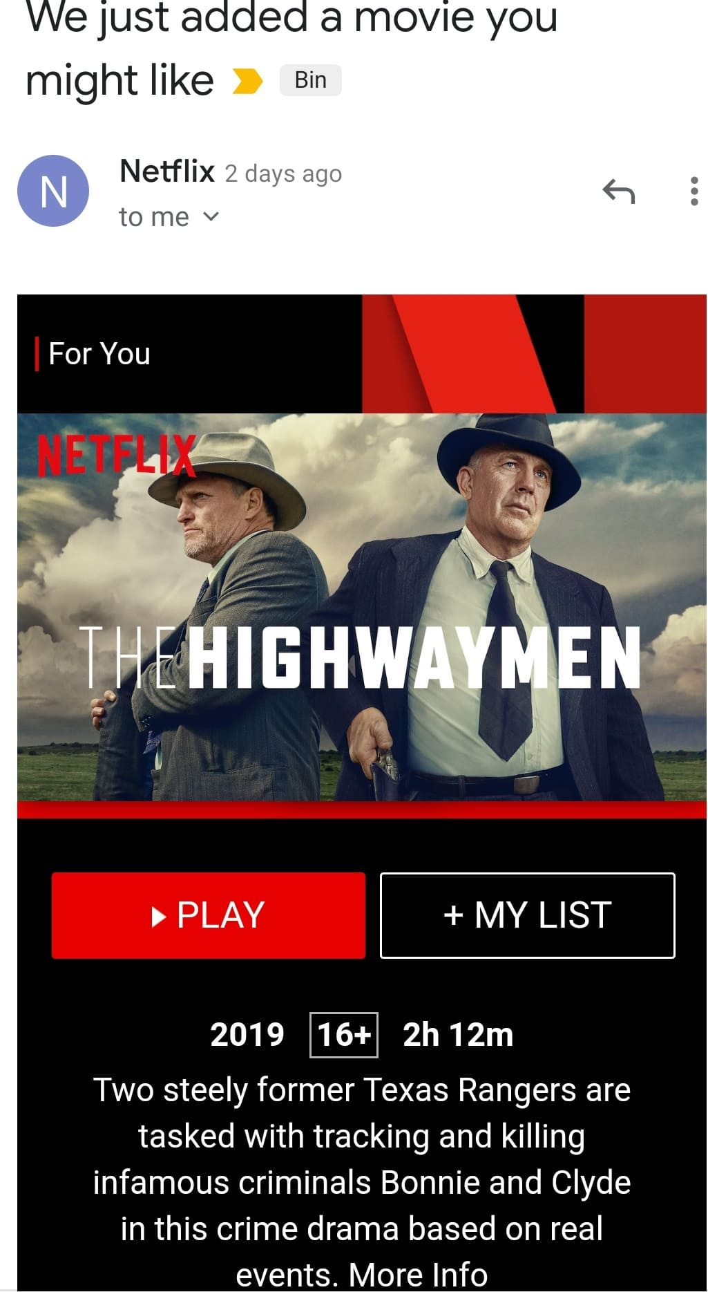 netflix growth hacking examples email