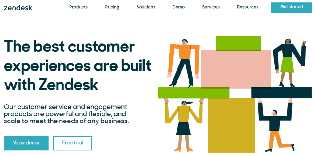 zendesk-ecommerce-automation-with-Hubstaff