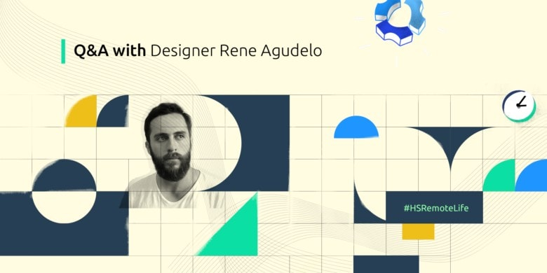 Rene Agudelo on Designing a Remote Life