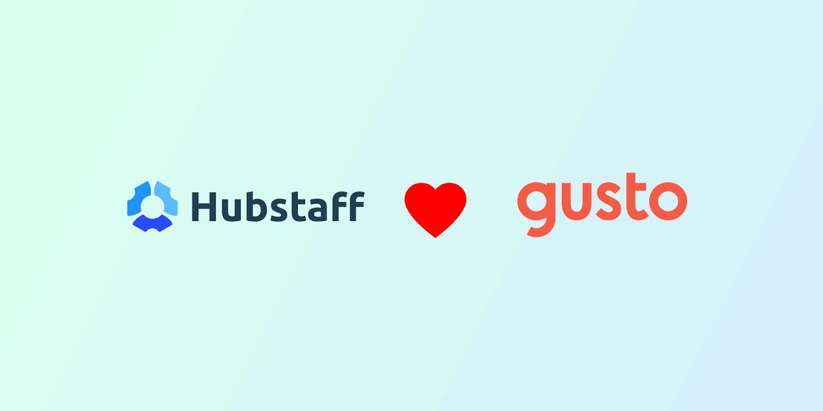 Hubstaff and Gusto