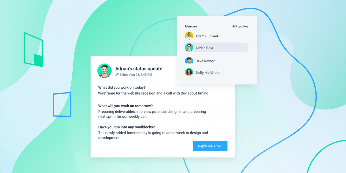 Stay in the Loop With Stand-Ups in Hubstaff Tasks