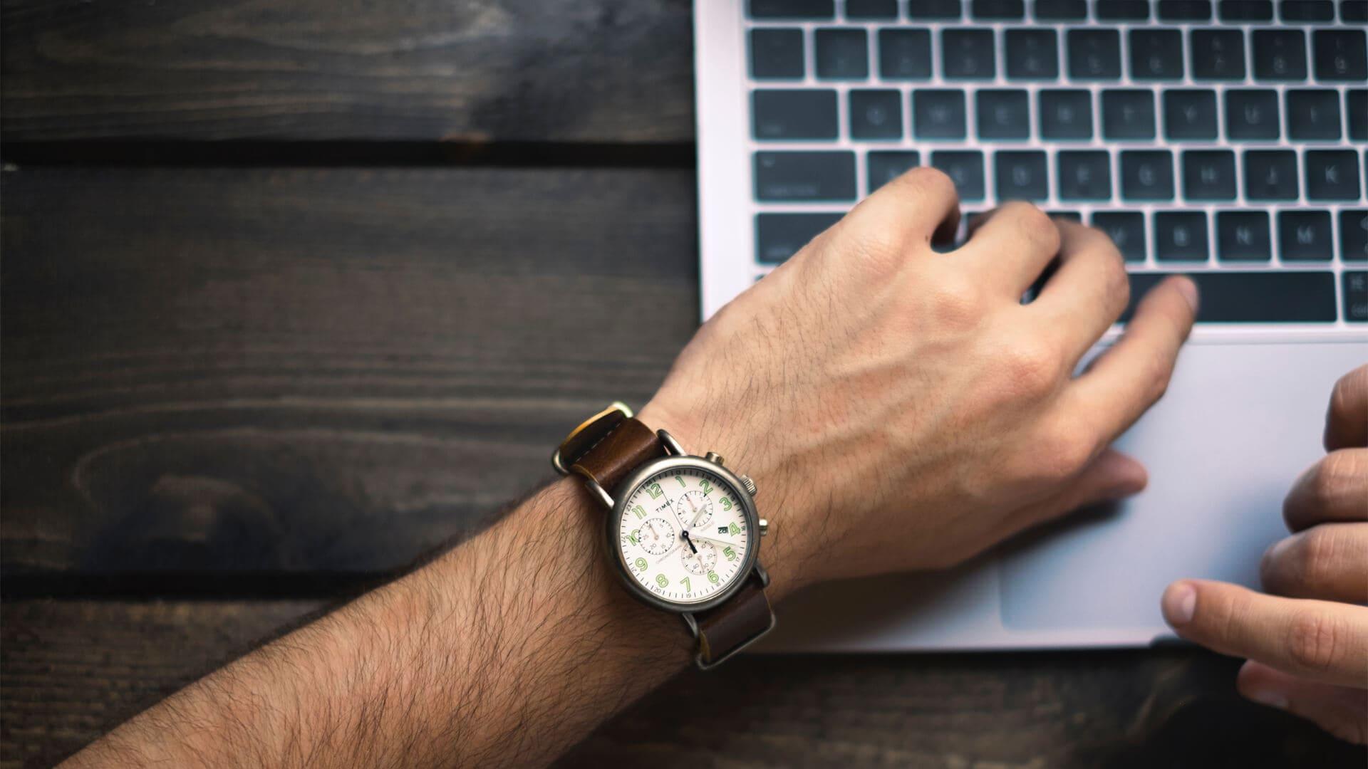 Employee time