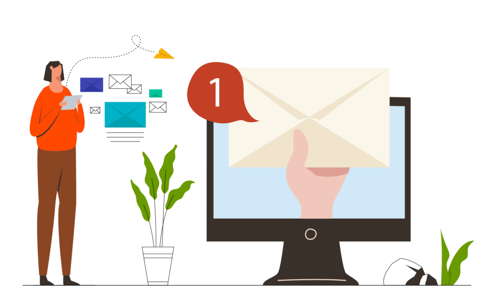 use construction email marketing to reach new customers