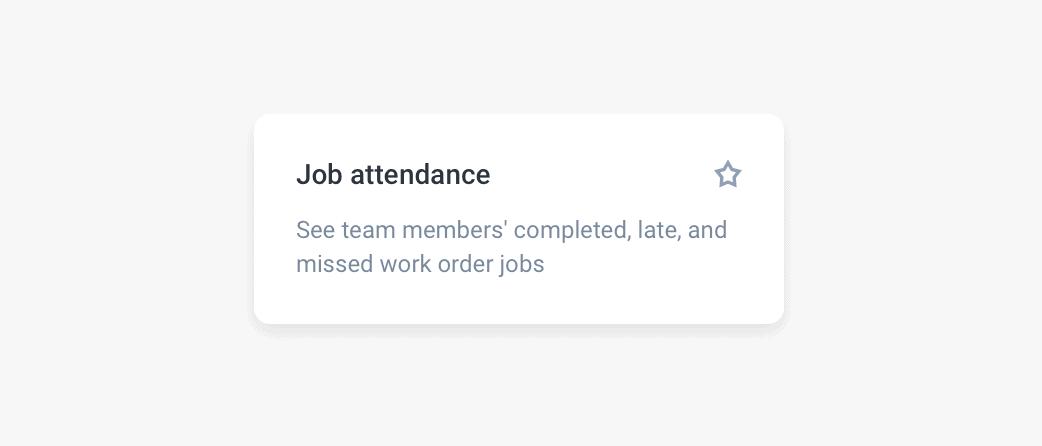 Hubstaff job attendance